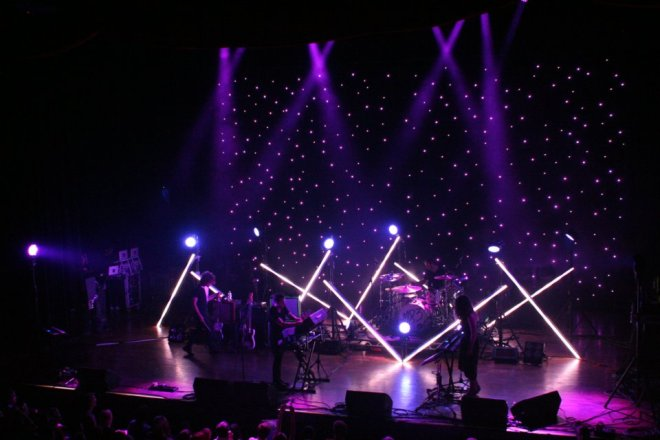m83, the pageant, live, show, picture