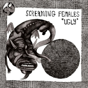 Screaming Females, Ugly, album cover, cover art