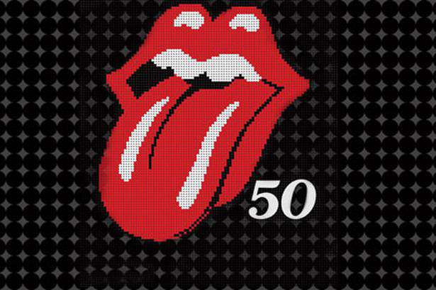 rolling stones, the stones, 50th anniversary, 50, years, 50 years, tongue, mouth,