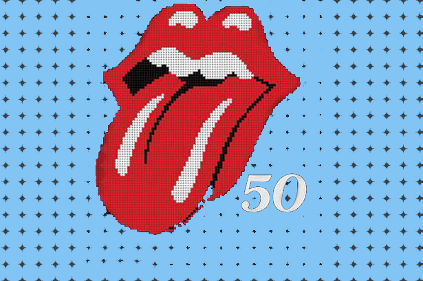 the rolling stones, the stones, rolling stones, 50 years, 50, 50 anniversary, 50th anniversary, hits, songs, album cove