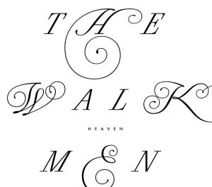 Album cover art for the new Walkmen album, Heaven