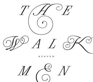 Album cover art for the new Walkmen album, Heaven
