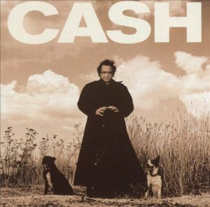 album cover art for johnny cash american recordings