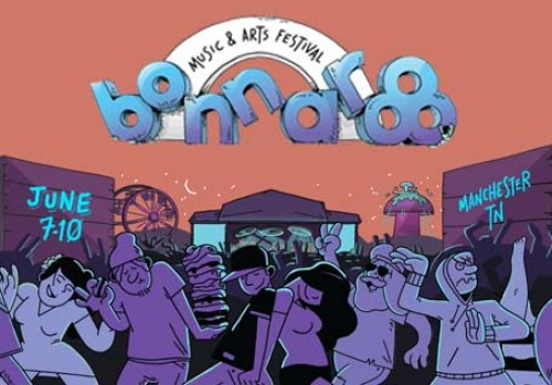 bonnaroo music and arts festival 2012
