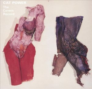 album cover art for cat power the covers record