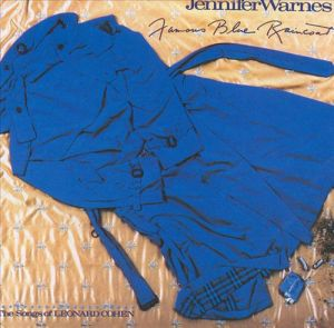 album cover art for jennifer warnes famous blue raincoat