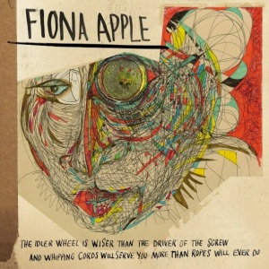 weird Fiona Apple The Idler Wheel... album cover