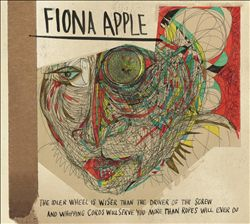 fiona apple the idler wheel album cover art