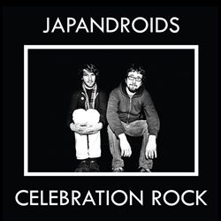 japandroids celebration rock album cover art