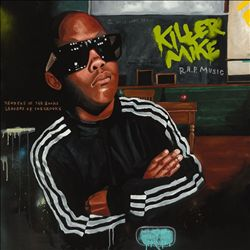 killer mike rap music album cover art