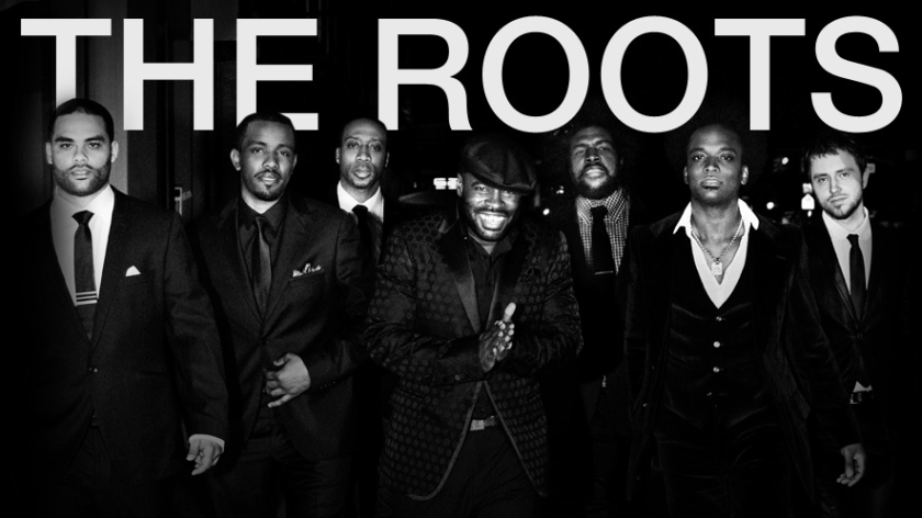 The Roots best live hip hop band