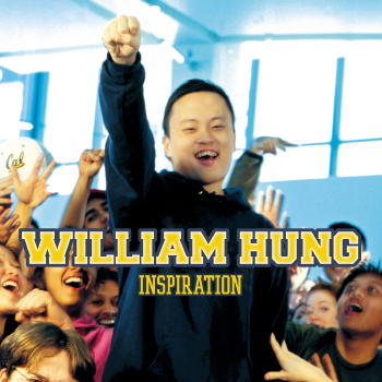cover album art for william hung inspiration