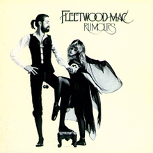 45th anniversary Fleetwood Mac's Rumour album cover