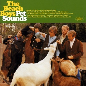album cover art for Beach Boys - Pet Sounds