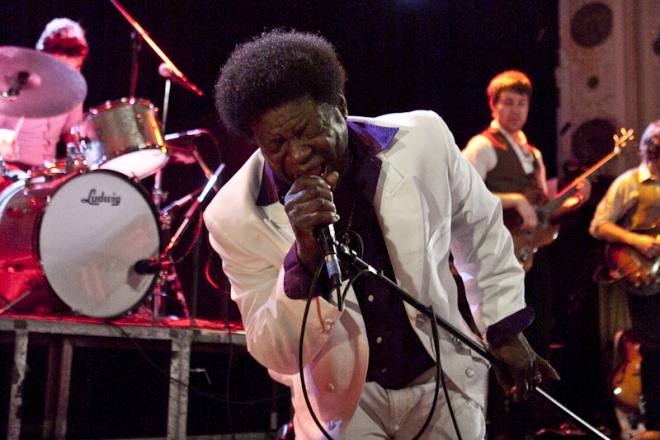Charles Bradley Show Review in Chicago