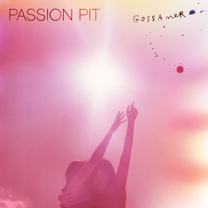 album cover art for passion pit gossamer