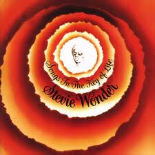 cover art for the album Stevie Wonder - Songs in the Key of Life
