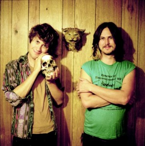 JEFF the Brotherhood's Jake and Jamin Orrall