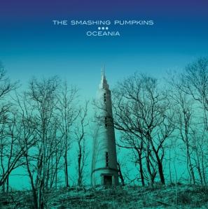 new Smashing Pumpkins album cover