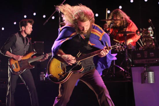 My Morning Jacket Live Show Review at Red Rocks