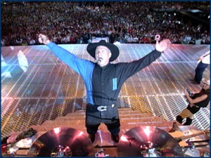 garth brooks live, garth brooks