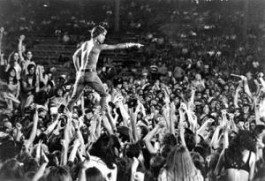 iggy pop live, and the stooges, raw power