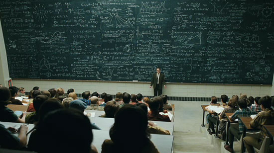 serious man, movie, screen grab, coen brothers