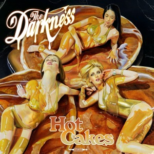 The Darkness, Hot Cakes, Cover Art, album art