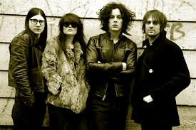 Dead Weather, band photo