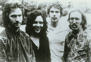 derek and the dominos, band photo