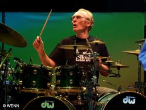 ginger baker, cream, drummer