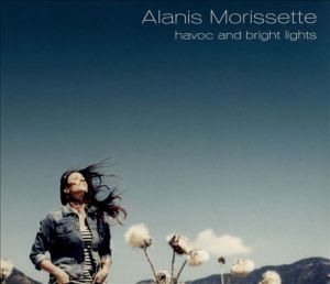 havoc and bright lights, alanis morissette, album, cover, art