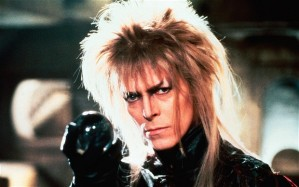 antagonist Jareth from Labyrinth, David Bowie