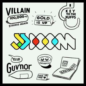 jj doom key to the kuffs album cover art