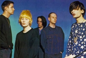radiohed the band in the nineties