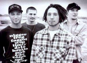 Rage Against the Machine, nineties band