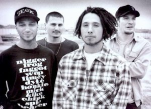 Rage Against the Machine, nineties band