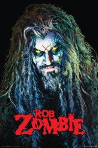 Rob Zombie, evil super villain