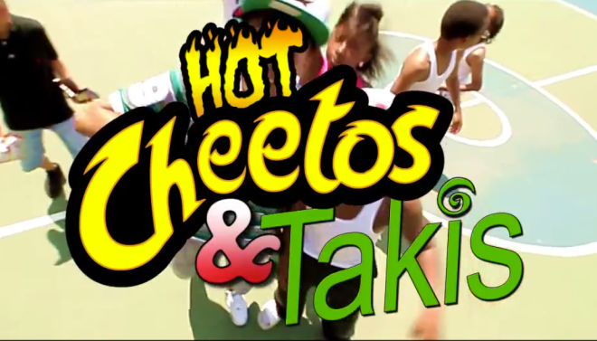 Hot Cheetos and Takis music video with yn rich kids