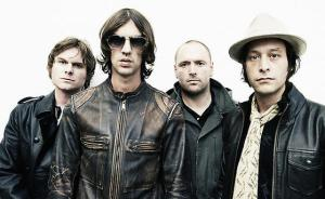 the verve, band from the 90s