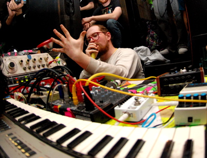 We are Dan Deacon's America