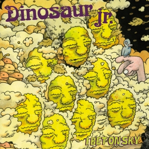Dinosaur Jr I Bet On Sky album cover art