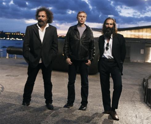 Dirty Three, Australian experimental trio