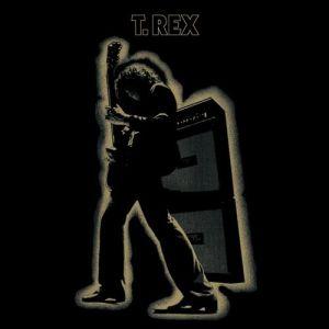 t. rex, electric warrior, album, cover, art