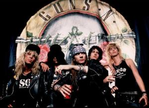 guns n' roses, band, picture