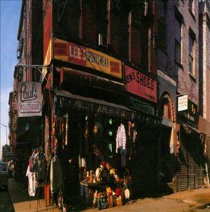 beastie boys, paul's boutique, album, cover, art
