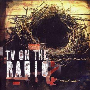 tv on the radio, return to cookie mountain, album, cover, art