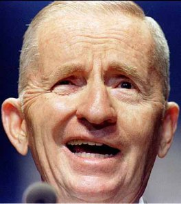 """Ross Perot campaign song """"Crazy"""" by Patsy Cline"""