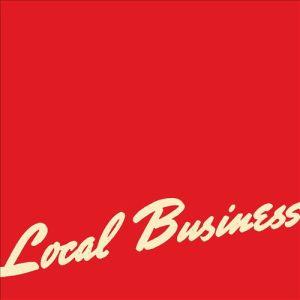 titus andronicus, local business, album, cover, art