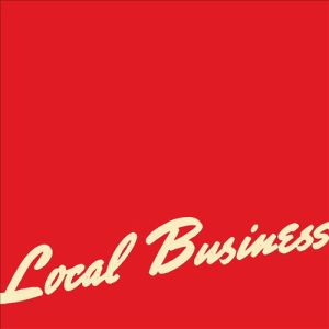 titus andronicus, local business, album, cover, art